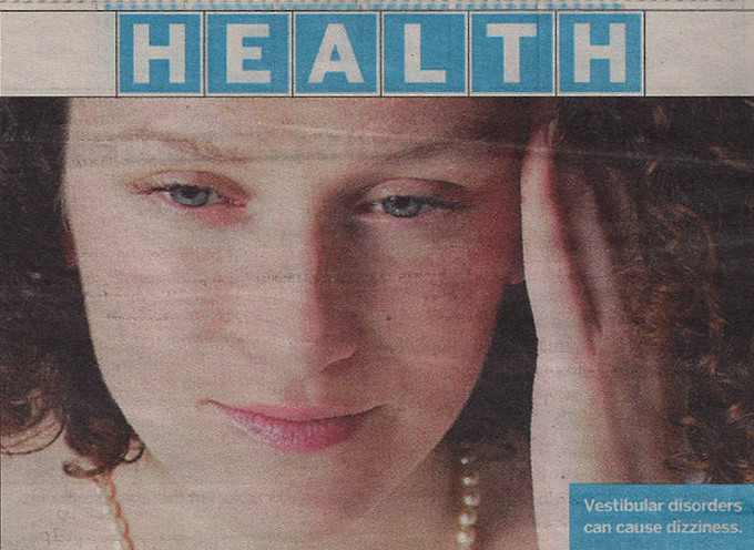 Barbara Grossman Hearing Health Article|Are you feeling Dizzy|New YOrk Audiologist