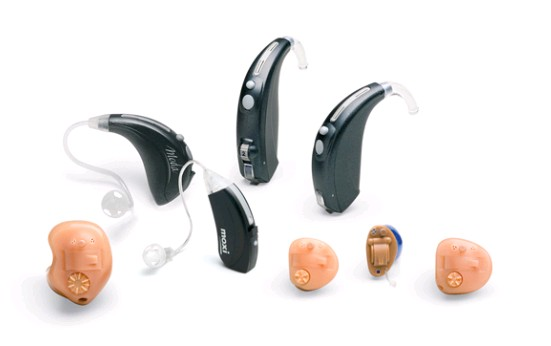 Dr. Dominick Servedio Hearing Aid options New York