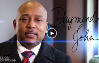 Dominick Servedio Audiology on Daymond Johns from Shark Tank