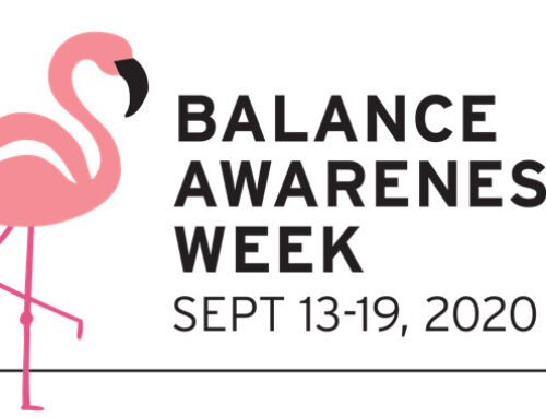 Balance Disorder Week 2020